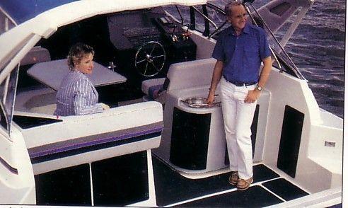 Bayliner Avanti 3485 1989 Bayliner Boats for Sale