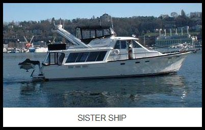 1989 bayliner pilot house motor yacht  1 1989 Bayliner Pilot house Motor Yacht