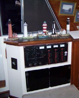 1989 bayliner pilot house motor yacht  11 1989 Bayliner Pilot house Motor Yacht
