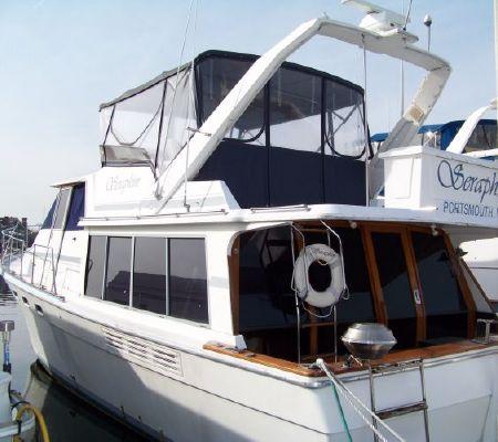 1989 bayliner pilot house motor yacht  3 1989 Bayliner Pilot house Motor Yacht