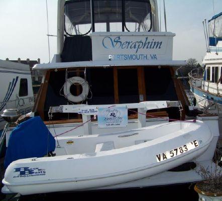 1989 bayliner pilot house motor yacht  4 1989 Bayliner Pilot house Motor Yacht
