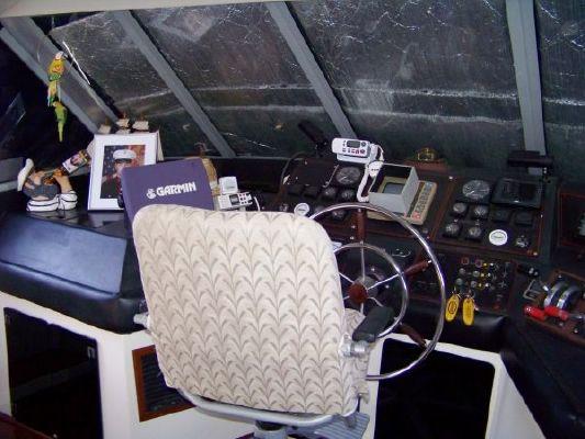 1989 bayliner pilot house motor yacht  7 1989 Bayliner Pilot house Motor Yacht