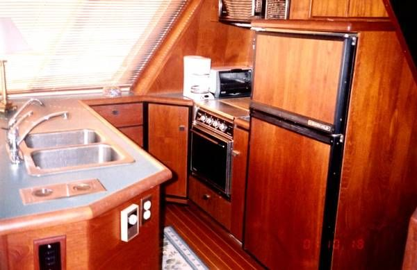 Bayliner Pilothouse 4550 1989 Bayliner Boats for Sale Pilothouse Boats for Sale