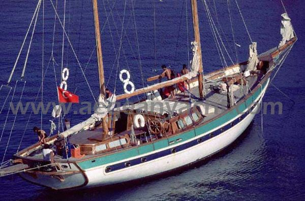 BODRUM Sailing yacht 1989 All Boats