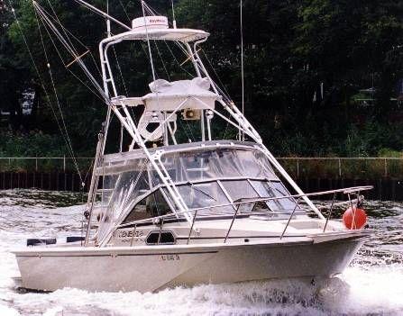 Boston Whaler Offshore 1989 Boston Whaler Boats