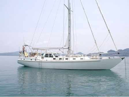 1989 Bruce Roberts Pilot House 532 Boats Yachts For Sale