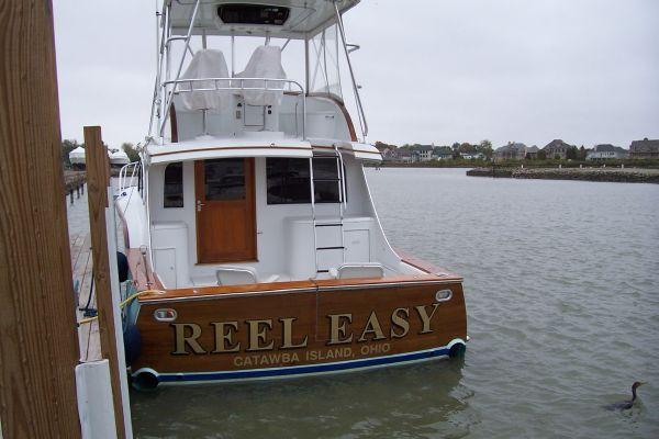 Buddy Davis 47 SportFisherman 1989 All Boats Fisherman Boats for Sale Sportfishing Boats for Sale