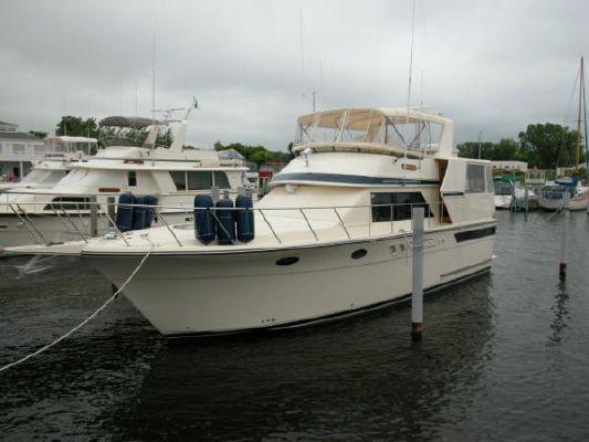 1989 californian motor yacht trawler  1 1989 Californian Motor Yacht/Trawler
