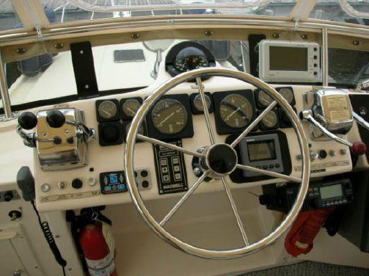 1989 californian motor yacht trawler  33 1989 Californian Motor Yacht/Trawler