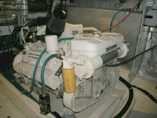 1989 californian motor yacht trawler  35 1989 Californian Motor Yacht/Trawler
