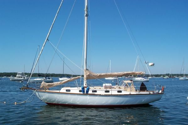 Cape Dory Cutter 1989 Sailboats for Sale