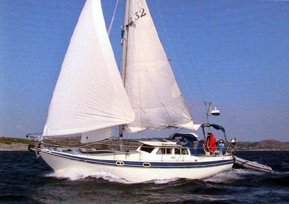 Boats for Sale & Yachts CAPITAL YACHTS Auxiliary Pilothouse Cutter 1989 Pilothouse Boats for Sale