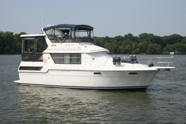 1989 carver 38 aft cabin 3807 boats yachts for sale