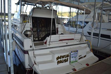 Carver 3867 Santego 1989 Carver Boats for Sale
