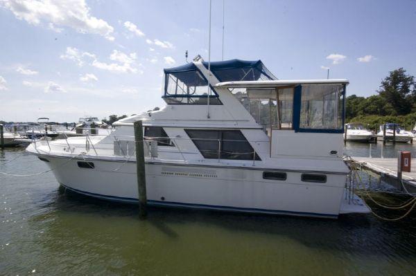 Boats for Sale & Yachts Carver 4207 Aft Cabin 1989 Aft Cabin Carver Boats for Sale