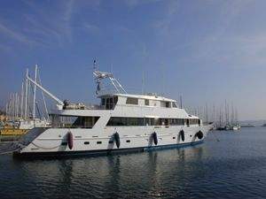 Chantier Naval de Marseille Motor Yacht 1989 All Boats