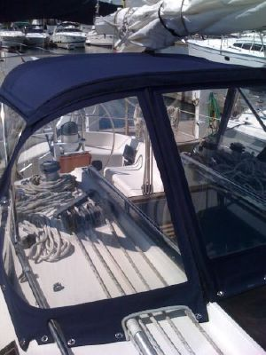1989 Cs 36 Merlin Boats Yachts For Sale
