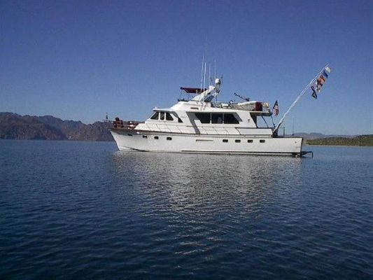 Defever Long Range Cruiser 1989 Trawler Boats for Sale
