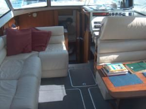 Fairline Boats 36 Turbo 1989 Motor Boats