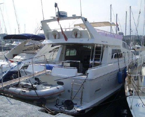 Ferretti 52 Altura 1989 All Boats