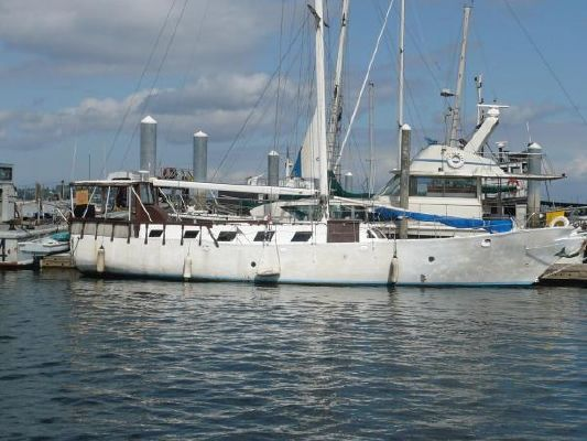 Ferro Cement Sloop 1989 Sloop Boats For Sale