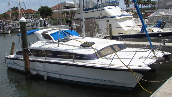 Gemini 3000 1989 All Boats Gemini catamaran for sale
