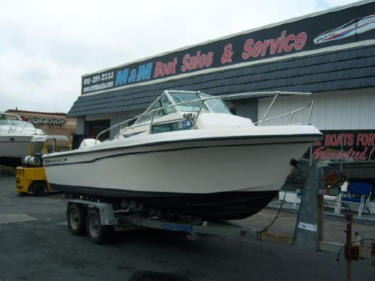Grady White Overnighter 1989 Fishing Boats for Sale Grady White Boats for Sale