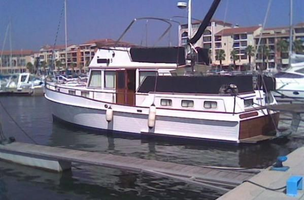 1989 grand banks 42 motor yacht boats yachts for sale for Grand banks motor yachts for sale