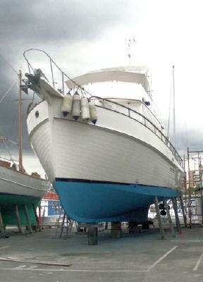 Grand Banks 49 Heritage Classic 1989 Grand Banks Yachts
