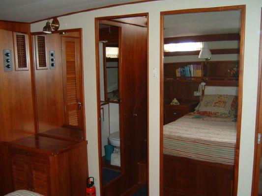 Grand Banks 49 Motoryacht 1989 Grand Banks Yachts