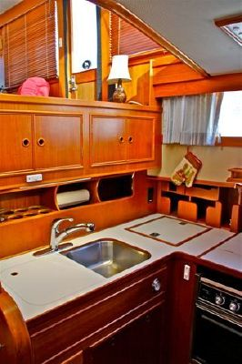 Grand Banks Heritage 46 Classic 1989 Grand Banks Yachts