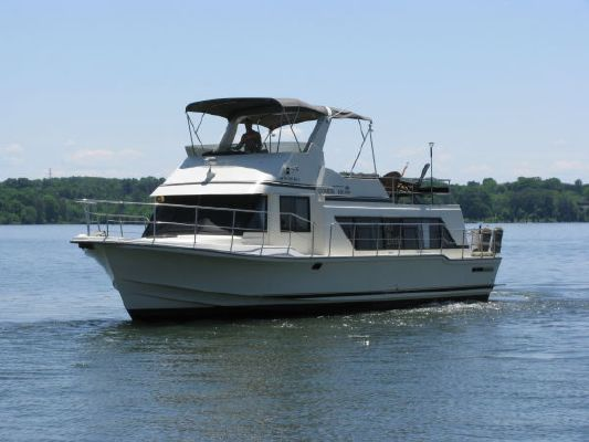 Boats for Sale & Yachts Harbor Master 450 Coastal 1989 Egg Harbor Boats for Sale