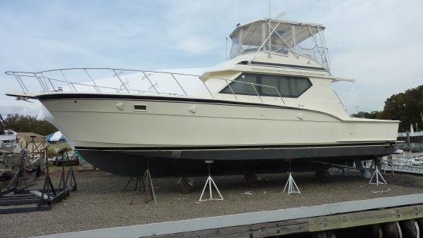 Hatteras 45 Convertible 1989 Hatteras Boats for Sale