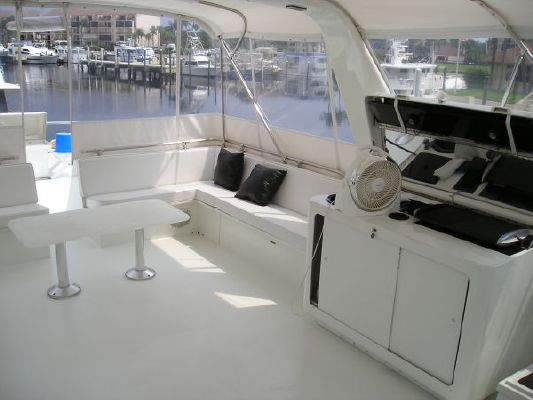 Boats for Sale & Yachts Hatteras Cockpit Motoryacht 1989 Hatteras Boats for Sale