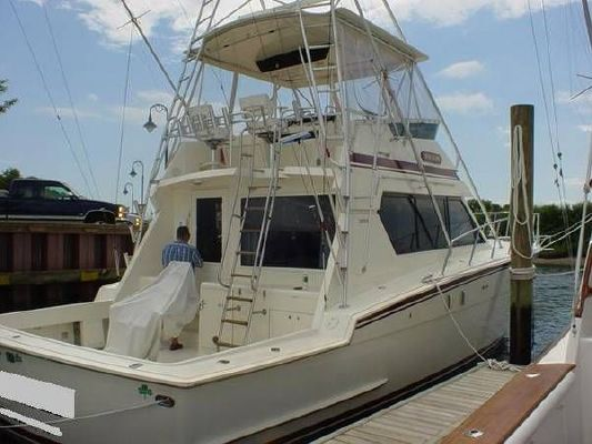 Boats for Sale & Yachts Hatteras Convertible with Tower 1989 Hatteras Boats for Sale