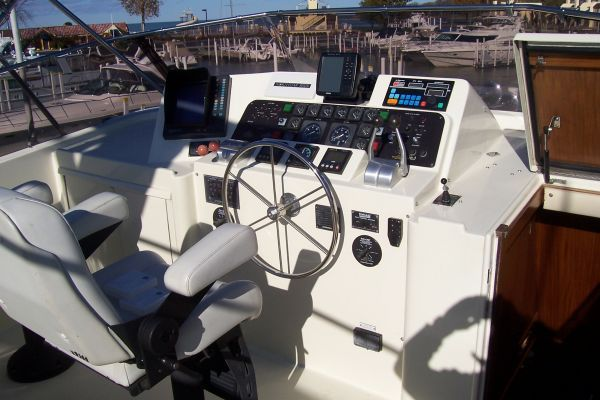 Hatteras Custom 74' CPMY 1989 Hatteras Boats for Sale