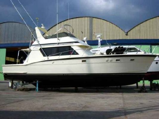 Hatteras HATTERAS 52 1989 Hatteras Boats for Sale