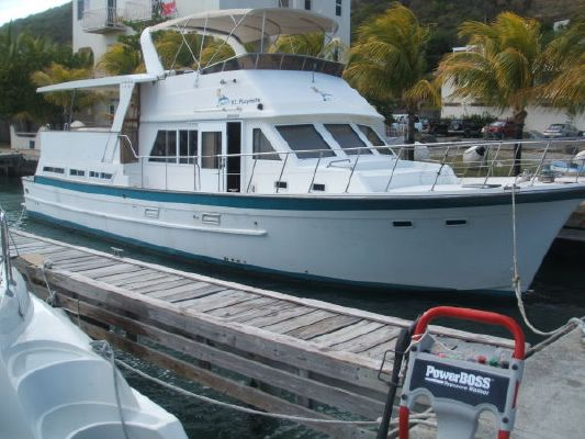 Boats for Sale & Yachts Hershine jefferson 52 1989 All Boats