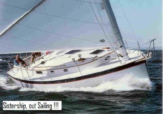 Hinterhoeller NonSuch 33 Cat Rig Cruiser 1989 All Boats