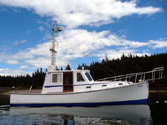 Holland 38 Lobster Yacht 1989 Lobster Boats for Sale