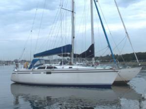 Hunter Legend 335 1989 All Boats
