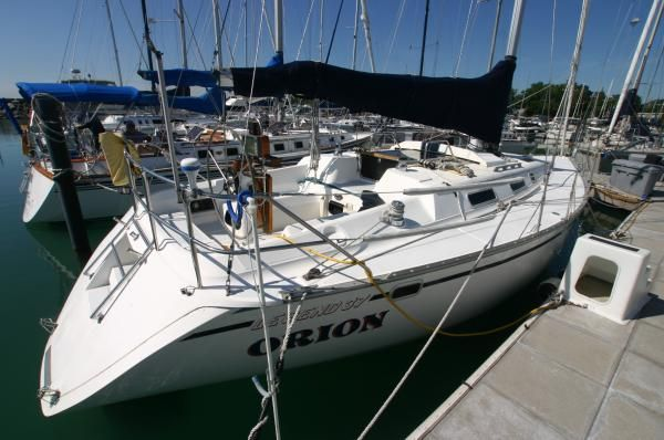Boats for Sale & Yachts Hunter Legend 37 1989 All Boats