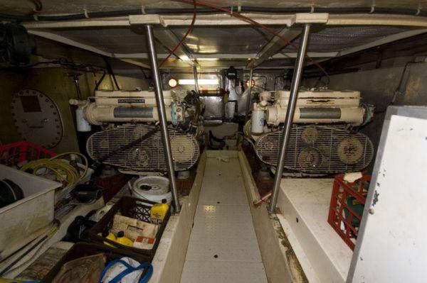 Boats for Sale & Yachts Hyundai Mark IV 49 1989 All Boats