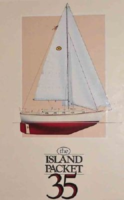 Island Packet 35 1989 All Boats