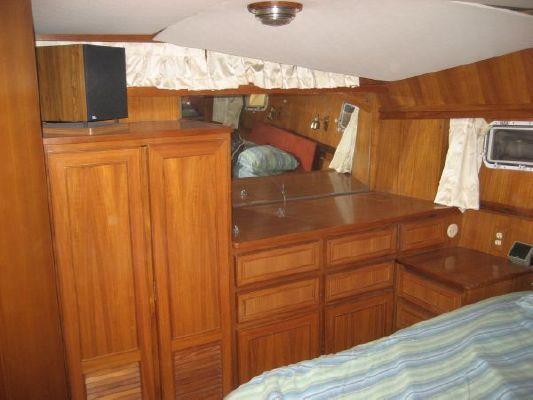 Jefferson 42 Sundeck Motor Yacht 1989 All Boats