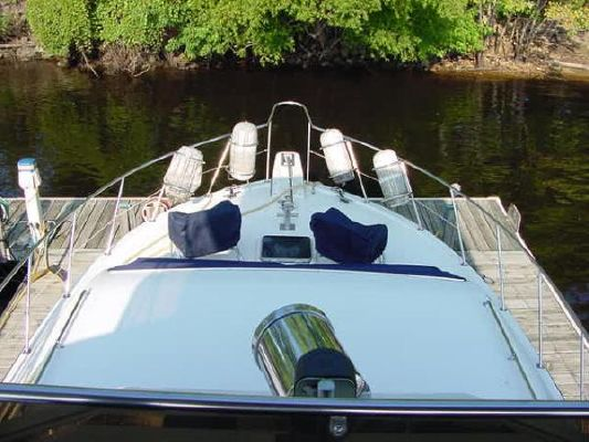 Boats for Sale & Yachts Jefferson Marquessa 52 Extended Deckhouse 1989 All Boats