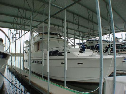 Jefferson Marquessa 52 Standard Deckhouse 1989 All Boats