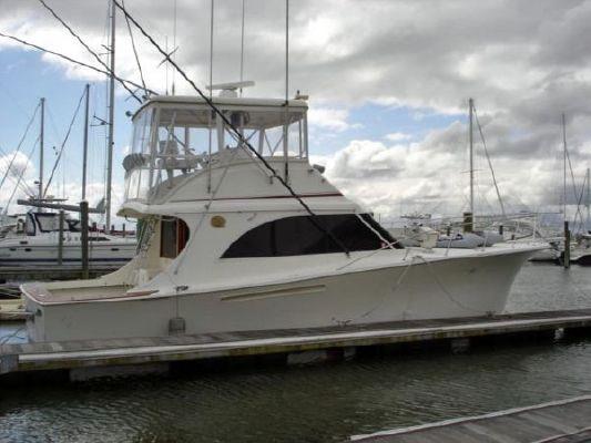 Jersey 42 Convertible Sportfisherman 1989 Sportfishing Boats for Sale