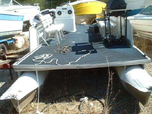 Kayot 28 pontoon 1989 Pontoon Boats for Sale