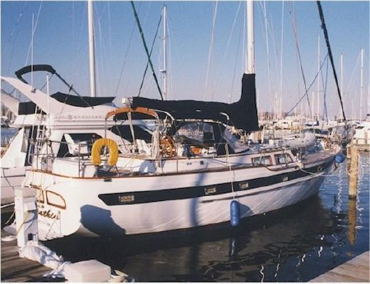 Liberty 49 Cutter 1989 Sailboats for Sale